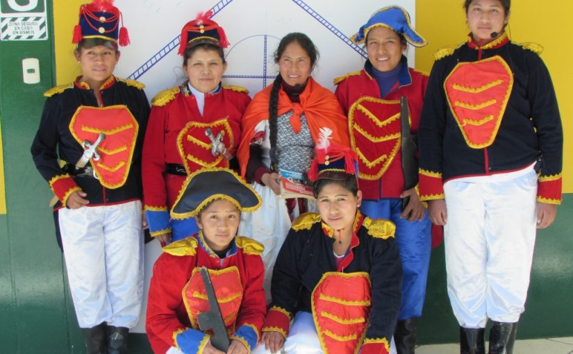 Fiestas Patria – independencia de Perú