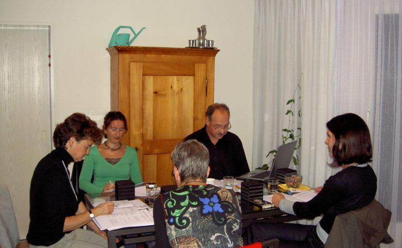 Gründungsversammlung des Fördervereins