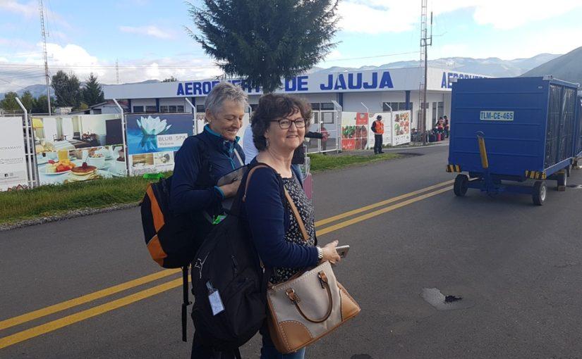 Direkt aus Huancayo 2018 – Bericht 1