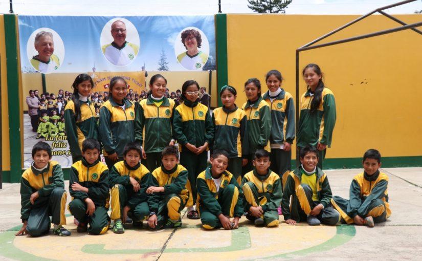 Zurück in Huancayo, Unterrichtsbesuche und Abschied